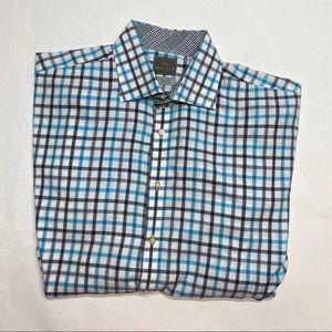 THOMAS DEAN XXL Dress Shirt
